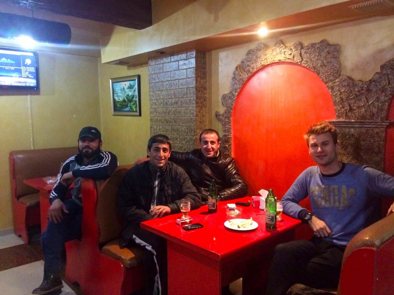Вірменські хлопці