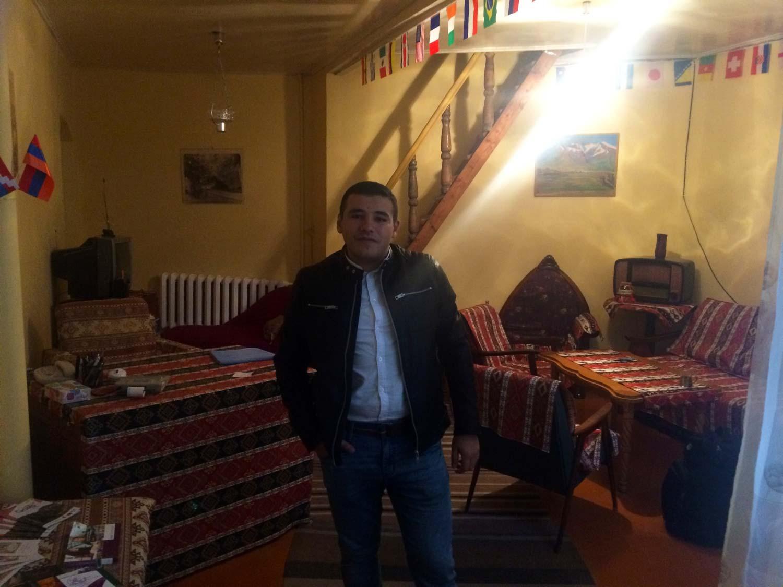 Вірменія. Горіс. Хостел