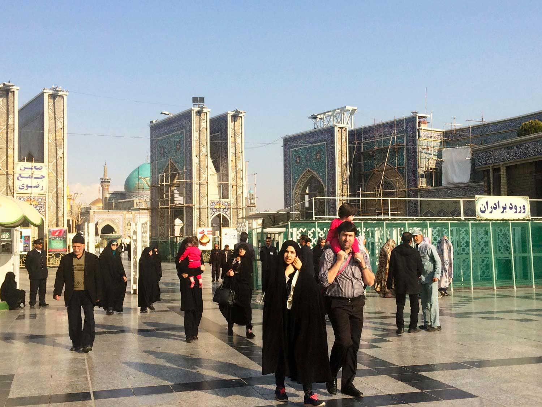 Мешхед. Мечеть