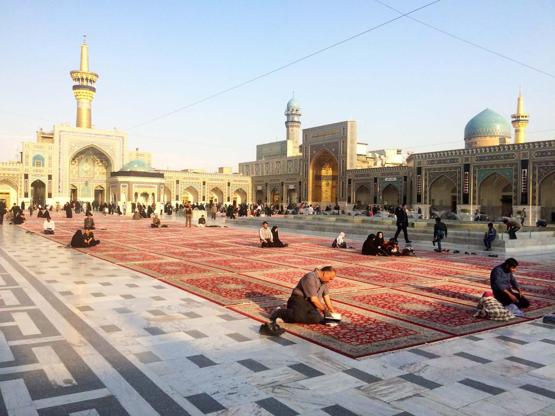 Мешхед. Іран. Мечеть. Фото 1