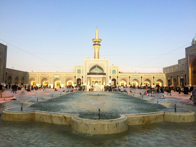 Мешхед. Іран. Мечеть. Фото 3