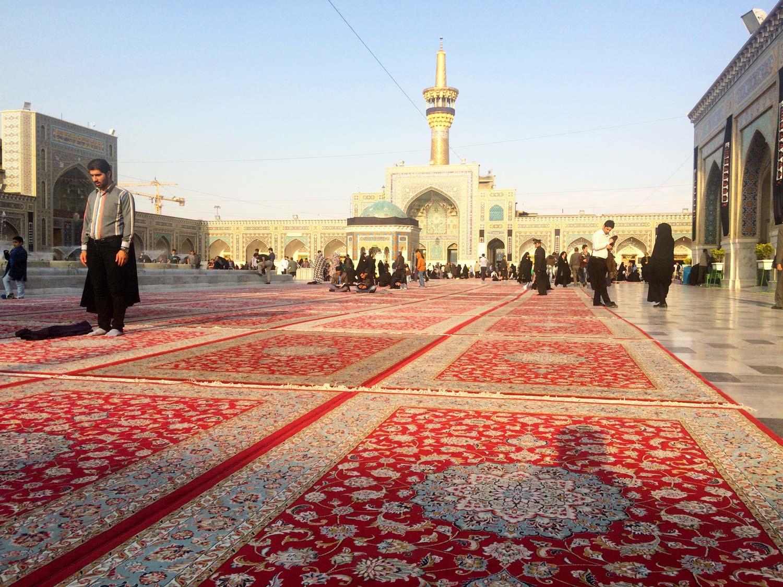Мешхед. Іран. Мечеть. Фото 4