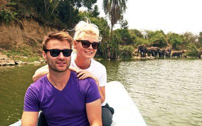 Уганда – ціла Африка в одній країні (рафтинг по Нілу, сафарі на човні, колоритні села та інше)