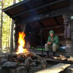 Go offline! Пару днів наодинці у полярному лісі Фінляндії