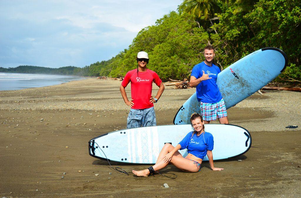 Коста-Ріка – Швейцарія Центральної Америки (вулкан, серфінг, йога, друзі та інше)