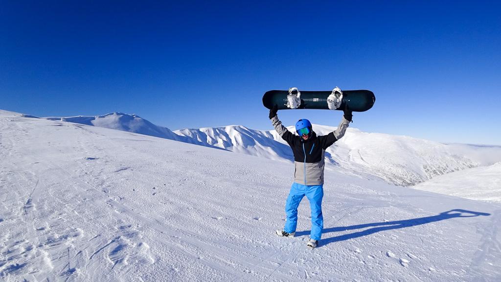 купити сноуборд карпати