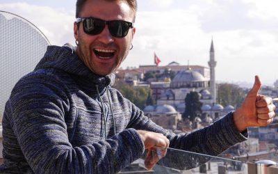 Як безкоштовно відвідати Стамбул разом з Turkish Airlines (готель + екскурсія)