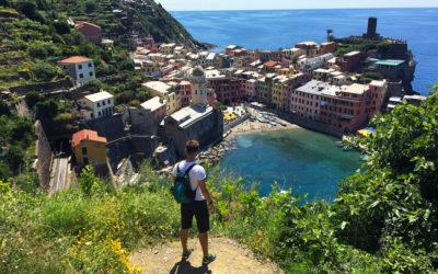Чінкве-Терре (Італія) – один з найвідоміших піших маршрутів у світі + приблизний бюджет