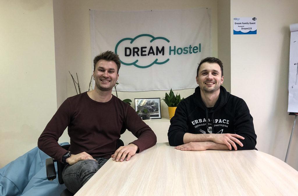 Як відкрити хостел і збудувати імперію у сфері гостинності – Dream Hostels