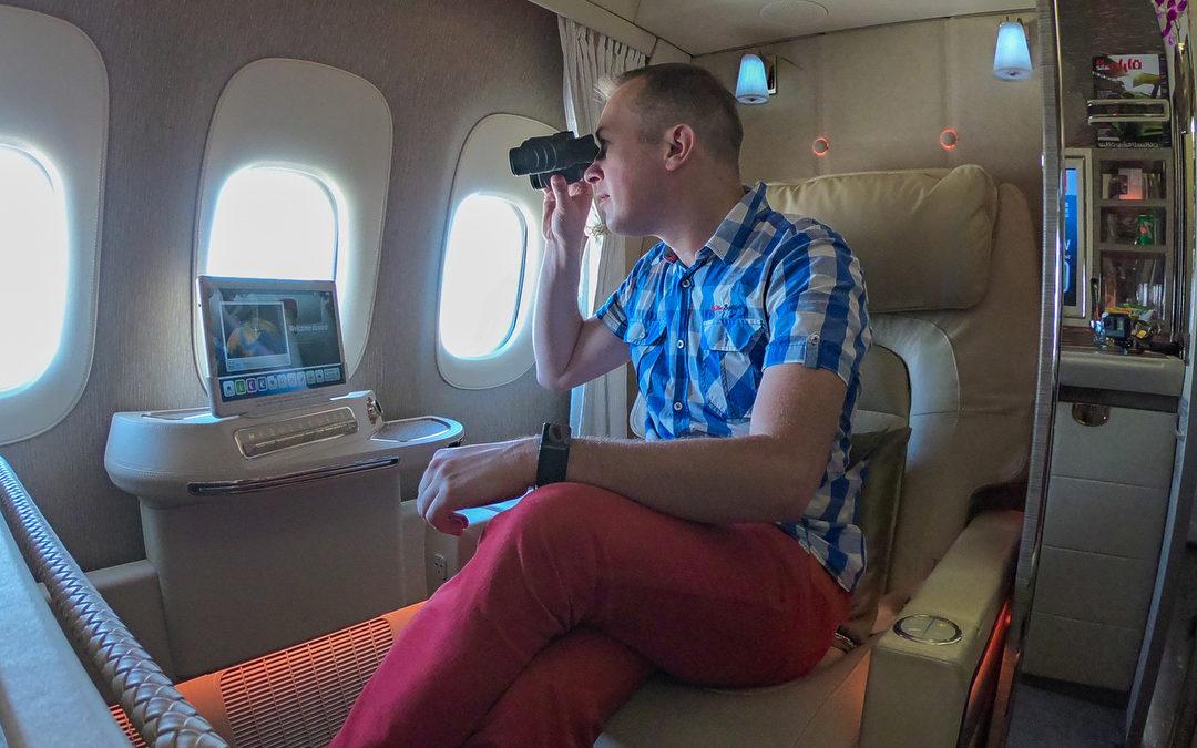 Життя і бізнес авіаційного блогера Олександра Чебана