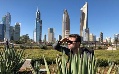 Кувейт на вихідні літаком зі Львова