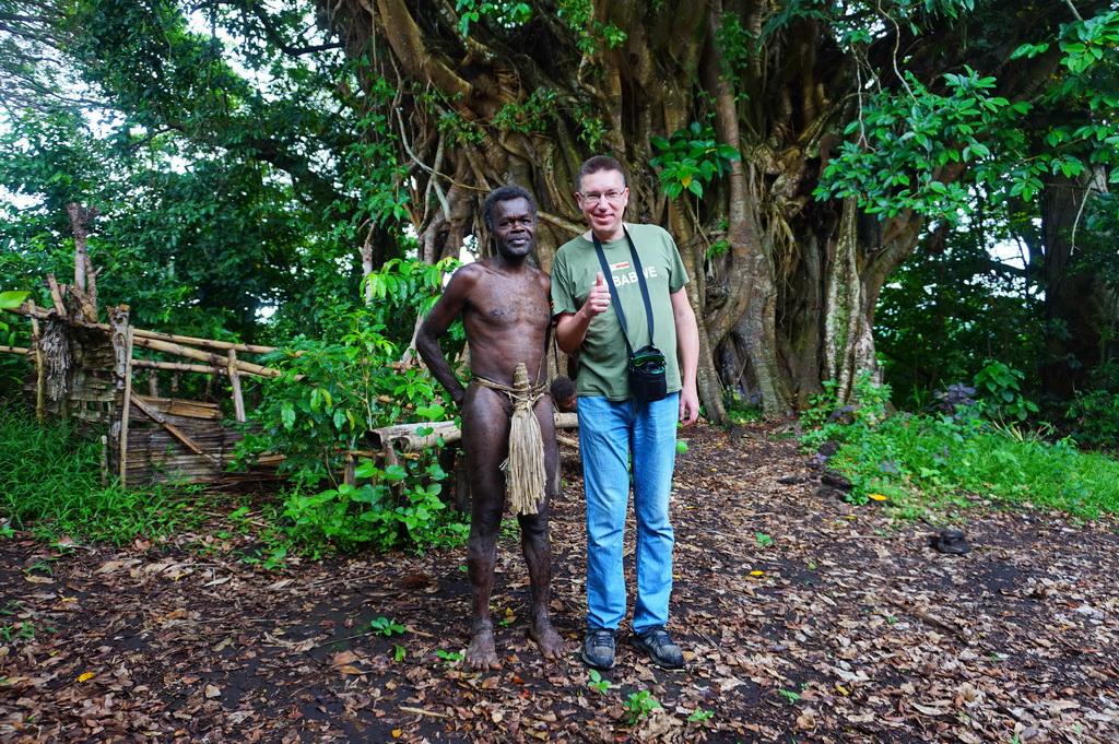 Океанія: острів Вануату