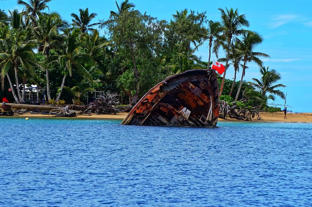 Океанія, Тонга