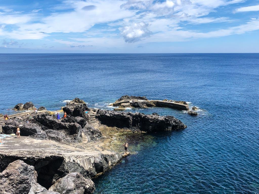 Азорські острови. Фаял
