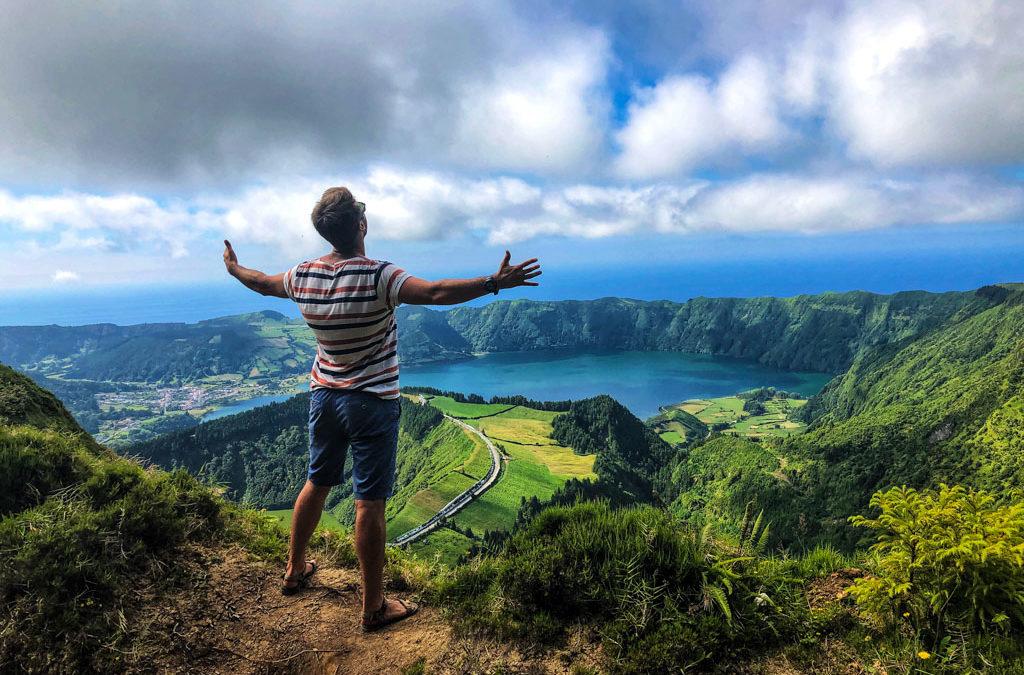 Азорські острови – одне з найгарніших місць у світі