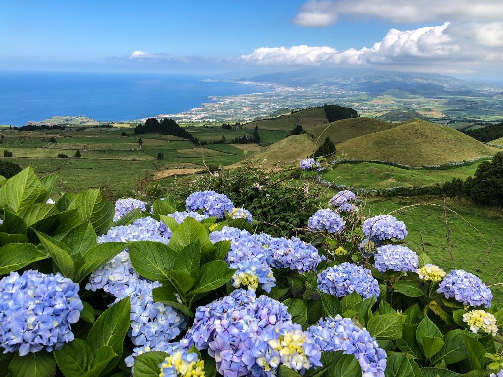 Азорські острови. Сан-Мігель