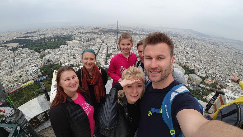 Сімейна подорож до Греції (частина 2 – роудтріп)