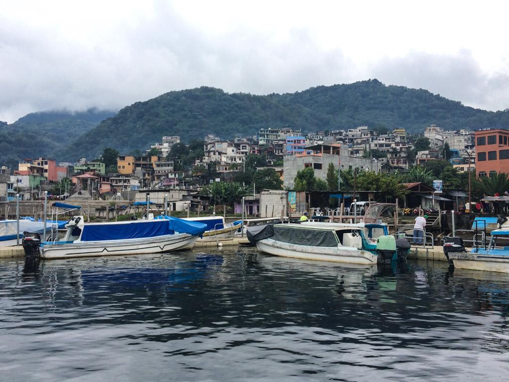 Гватемала, озера Атітлан