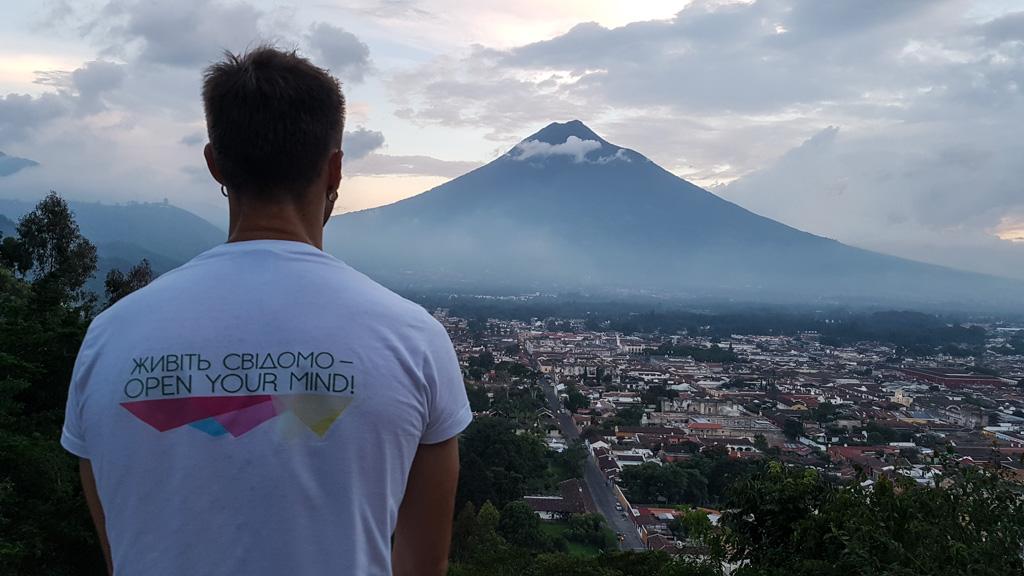 Гватемала, Антігуа