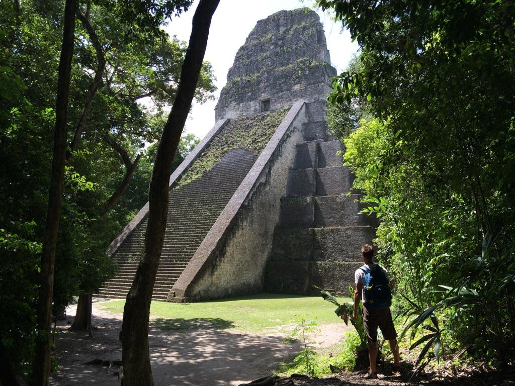 Гватемала, Тікаль