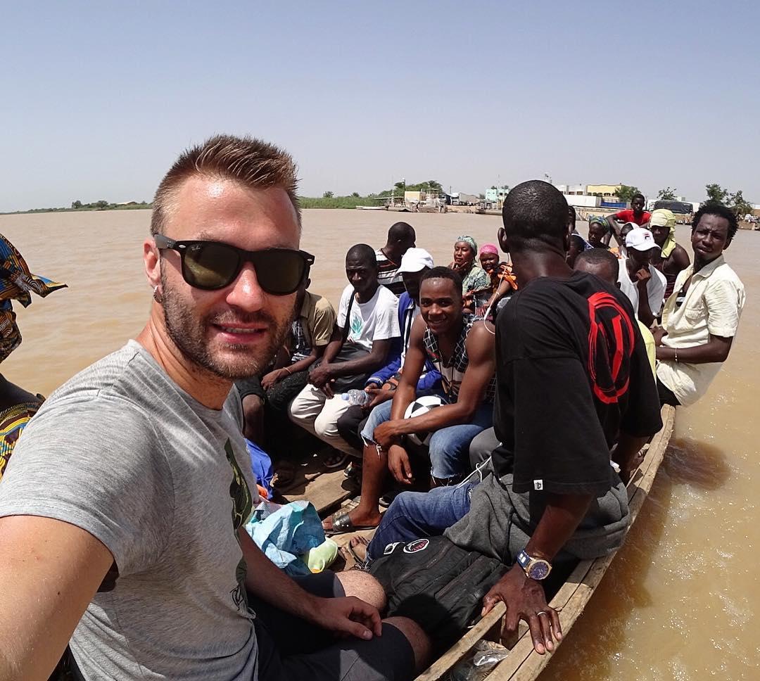 Подорож до Мавританії