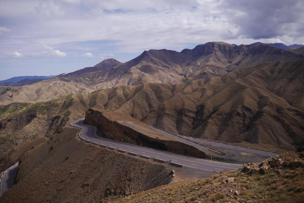 Марокко, гори Атлас