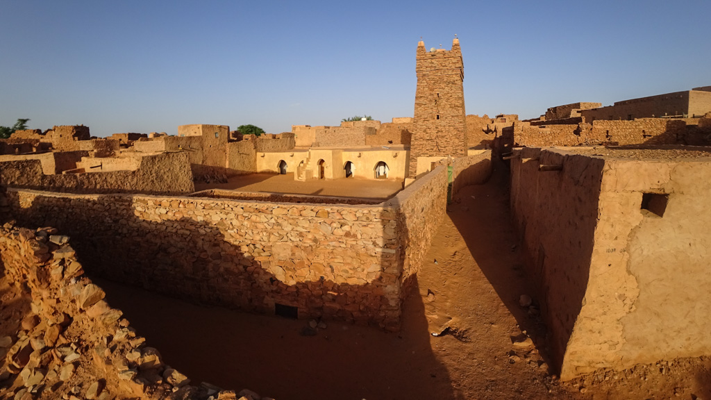 Мавританія, Чінгеті