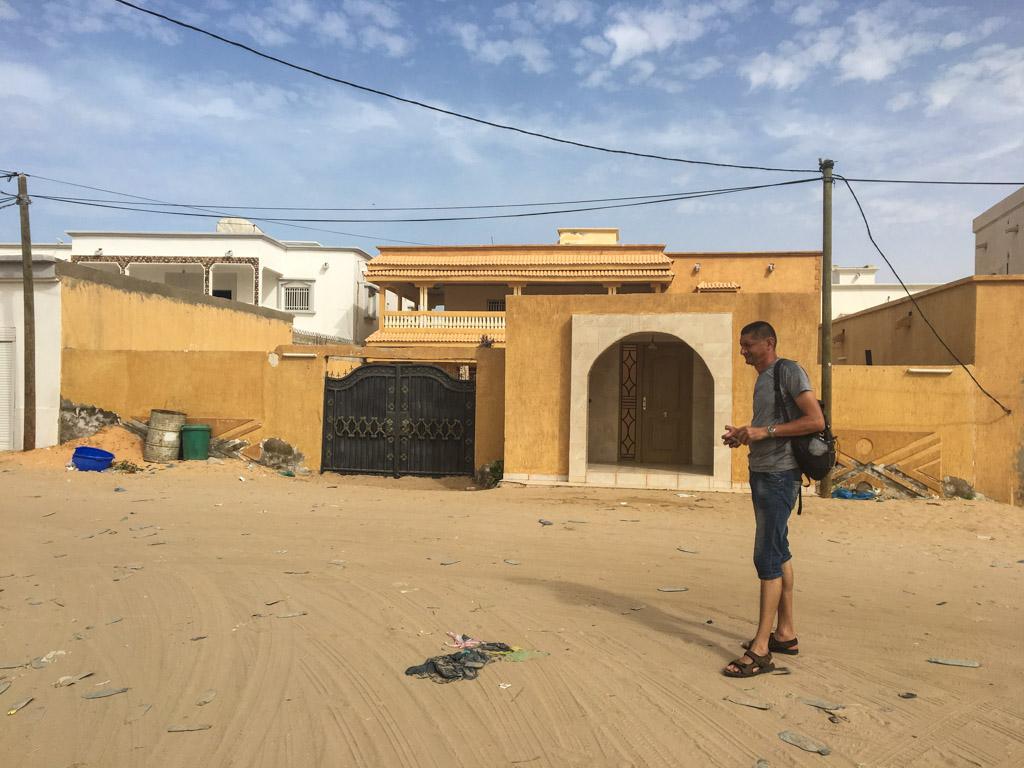 Мавританія, Нуакшот