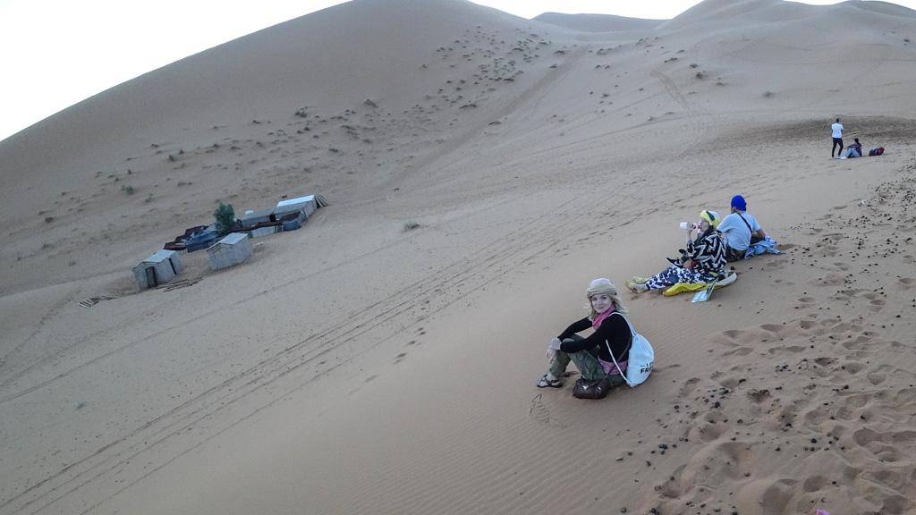 Пустеля Сахара