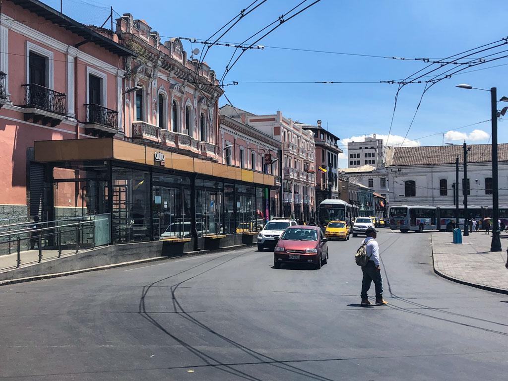 Еквадор, Кіто