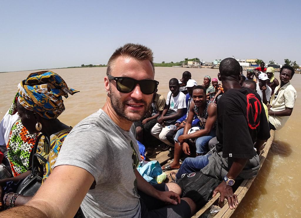 Сенегал, кордон