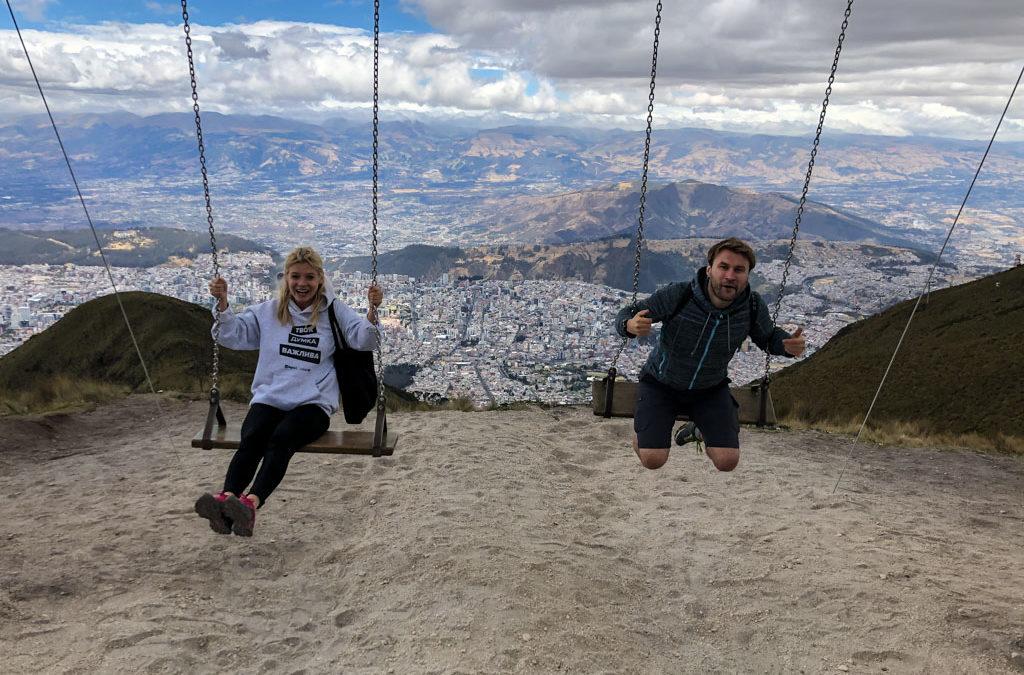 Еквадор – подорож до центру Землі