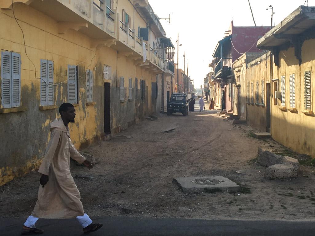 Сенегал, Сен-Луї