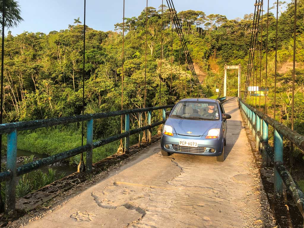 Еквадор, Палора