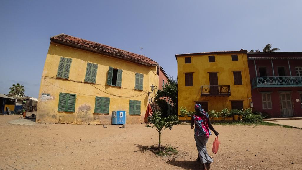 Сенегал, острів Горе