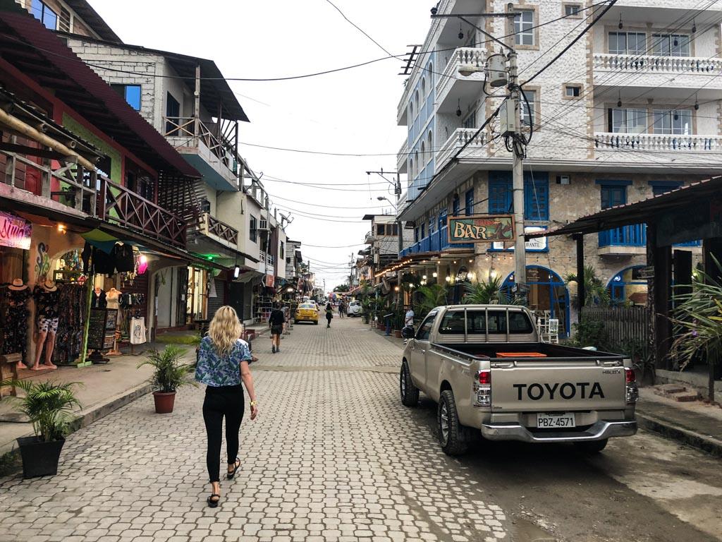 Еквадор, Монтаніта