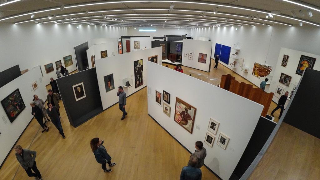 Амстердам, музей Stedelijk