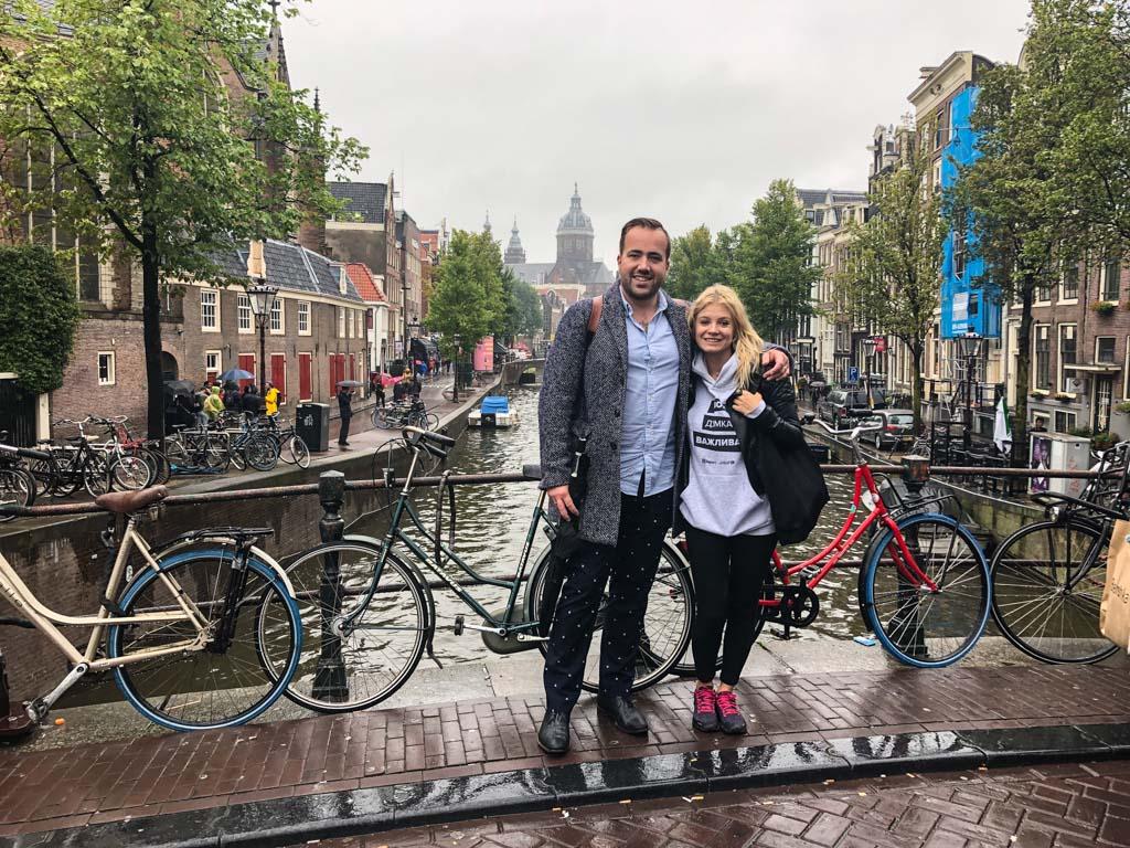 Нідерланди, Амстердам