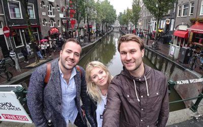 Нідерланди за одну добу. Амстердам і Роттердам