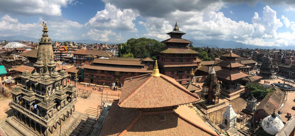 Непал, долина Катманду