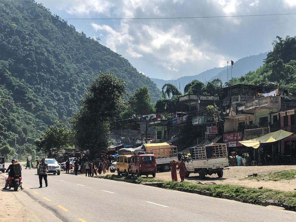 Рафтинг у Непалі