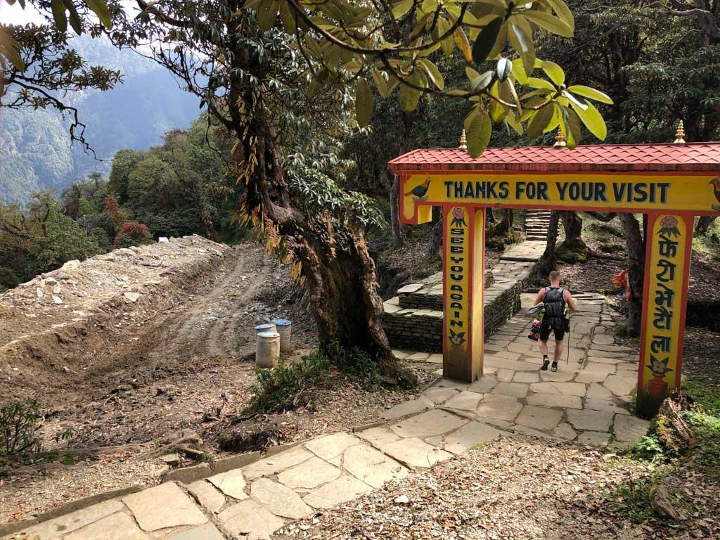 Непал, Poon hill