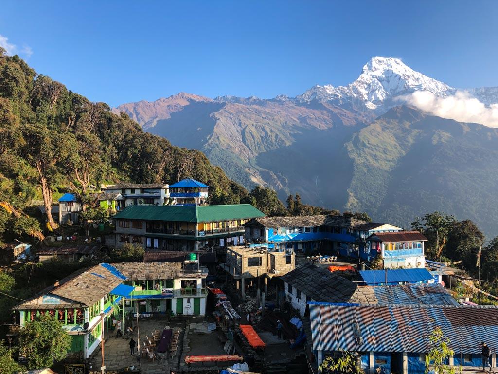 Непал, Тадапані