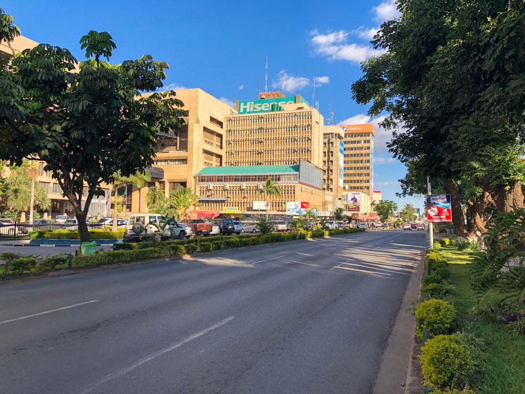 Замбія, Лусака