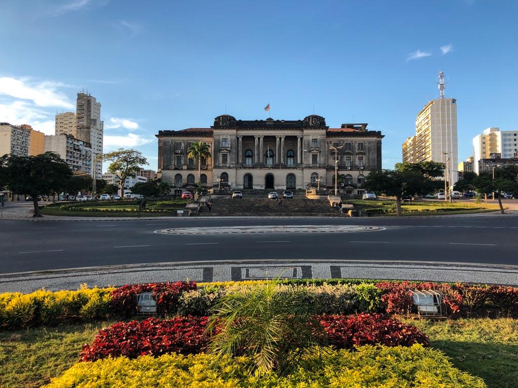 Мозамбік, Мапуто