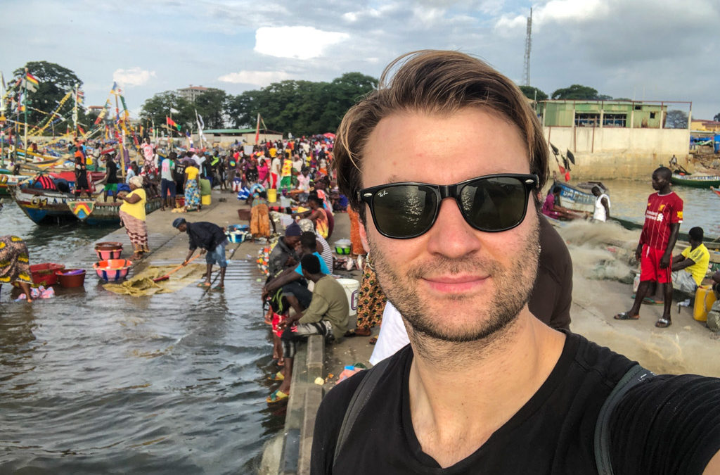 Гвінея, Конакри – не такий страшний чорт, як його малюють