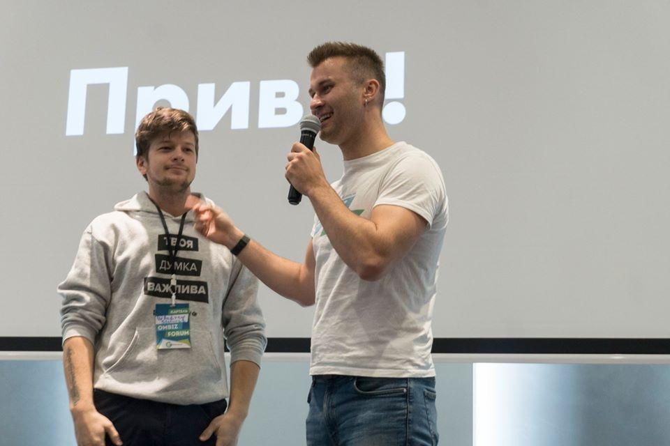Андрій Стефурак про бізнес-модель