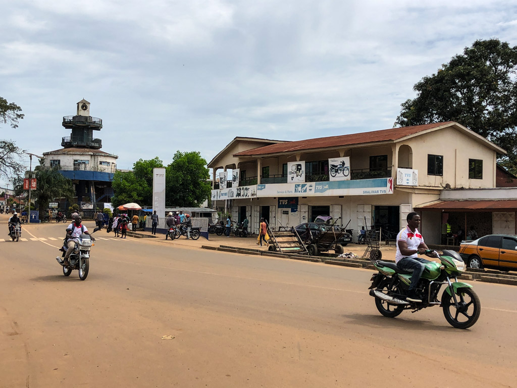 Сьєрра-Леоне