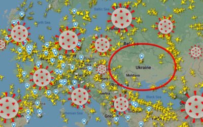 Насправді пандемія може обійти Україну. Ось чому!