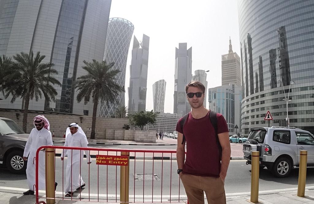 найбагатша країна світу - Катар